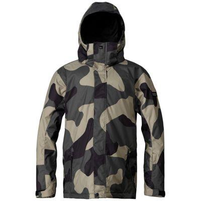 Quiksilver Mission Snowboard Jacket - Men's