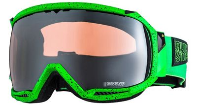 Quiksilver Hubble Goggles Acid /Hd Mirror Lens - Men's