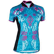 Shebeest Women's Bellissima Wings Short Sleeve Jersey
