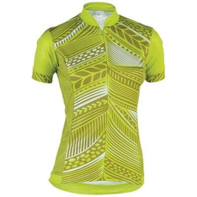 Shebeest Women's S-Cut Feather SS Jersey