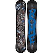 Rome Shank Snowboard 153 - Men's