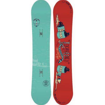 Rome Crossrocket Snowboard 154 - Men's