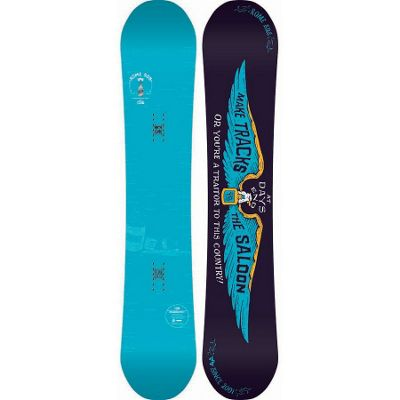 Rome Crossrocket Blem Snowboard 156 - Men's