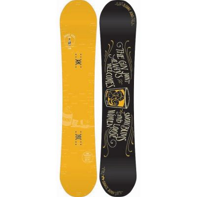 Rome Crossrocket Snowboard 158 - Men's