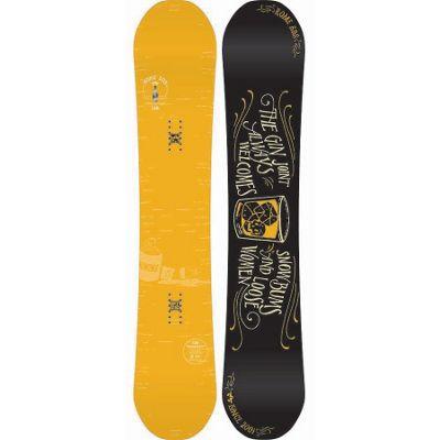 Rome Crossrocket Snowboard 158 - Men's