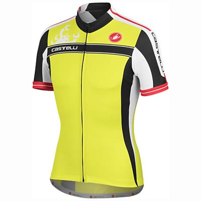 Castelli Men's Autentica Full Zip Jersey