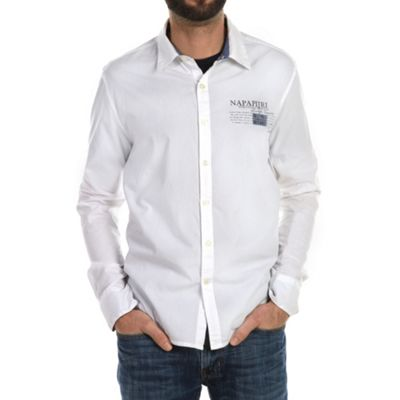 Napapijri Men's Glag LS Shirt
