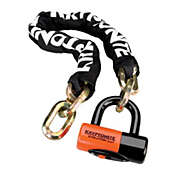 Kryptonite New York Chain 1210 & Evolution Series 4 Disc Lock