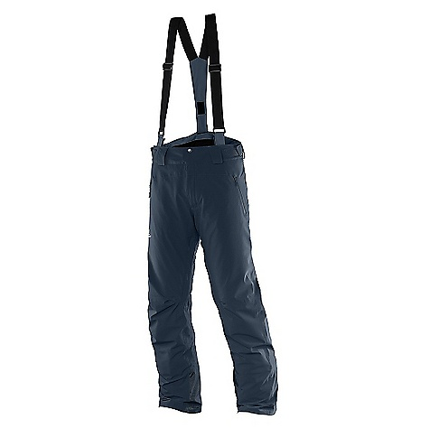 Salomon Men's Iceglory Pant Big Blue-X