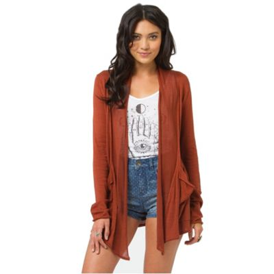 Billabong Women's Between the Lines Cardigan