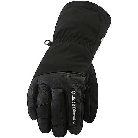 photo: Black Diamond Men's Renegade Glove waterproof glove/mitten