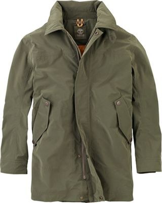 Timberland Men's Burke Mountain Mac Coat