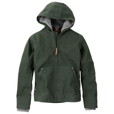 Timberland Men's Waterproof Rollins Mountain Bomber Jacket