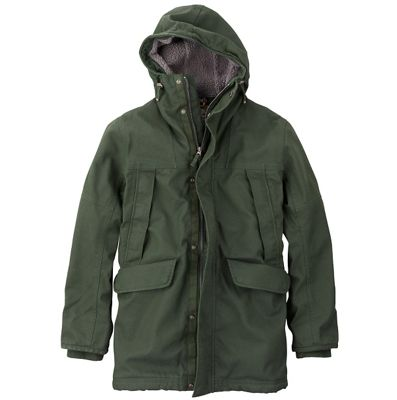 Timberland Men's Waterproof RollIns Mountain Parka