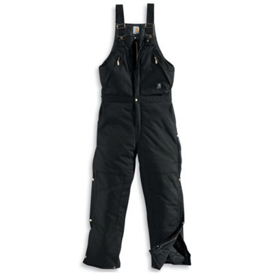 Carhartt Men's Yukon AQL Zip To Waist Bib Overall