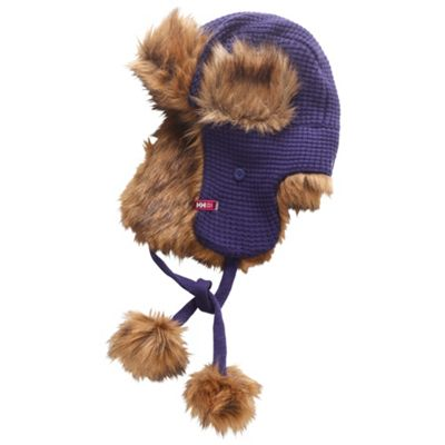 Helly Hansen Women's Bearfur Earflap Hat