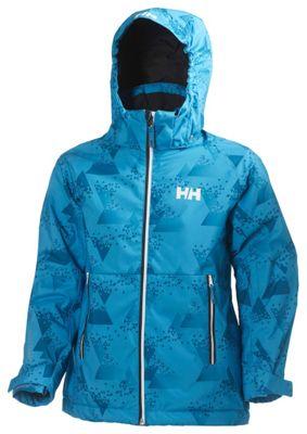 Helly Hansen Junior Domino Print Jacket