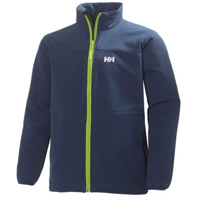 Helly Hansen Junior Paramount Softshell Jacket