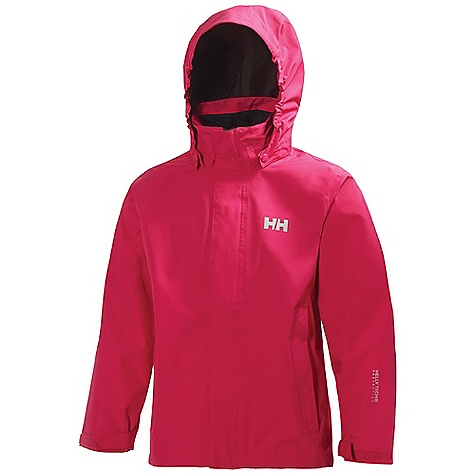 Helly Hansen Juniors' Seven J Jacket Magenta