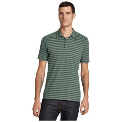 Nau Men's Genus SS Stripe Polo