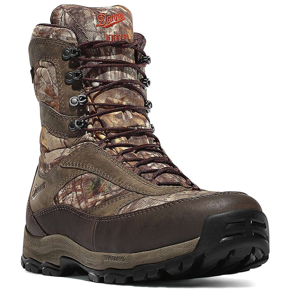 Danner Women's High Ground 8IN GTX 1000G Boot - 6 M - Realtree Xtra