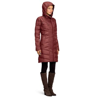 Nau Women's 3/4 Cocoon Trench Coat