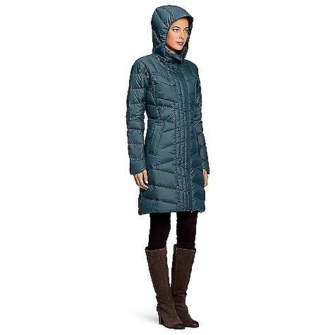Nau Women's 3/4 Cocoon Trench Coat