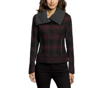 Nau Women's Fader Plaid Jacket