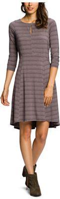 Nau Women's Repose Stripe Slitdress