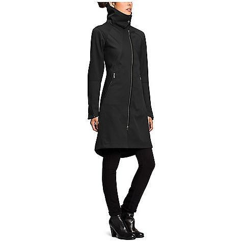 Nau Women's Shroud of Purrin Trench Coat
