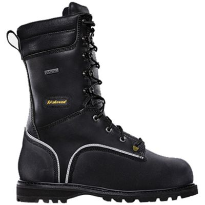 Lacrosse Men's Longwall II 10IN 200G Steel Toe Boot