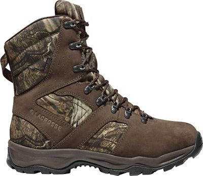 Lacrosse Men's Quick Shot 8IN 600G Boot