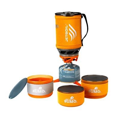 Jetboil Sumo AL Cooking System with Bowl Set