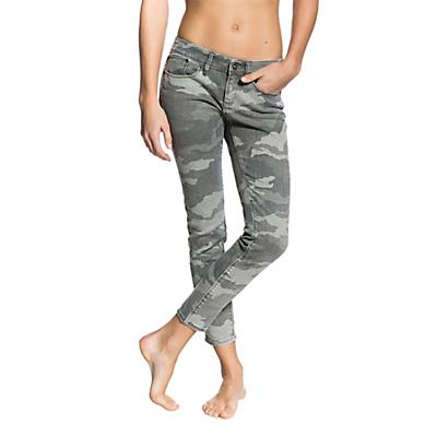 Roxy Women's Suntrippers Crop Camo Pant