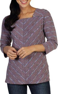 ExOfficio Women's Chica Cool Stripe Square Neck Top