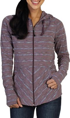ExOfficio Women's Chica Cool Stripe Hoody