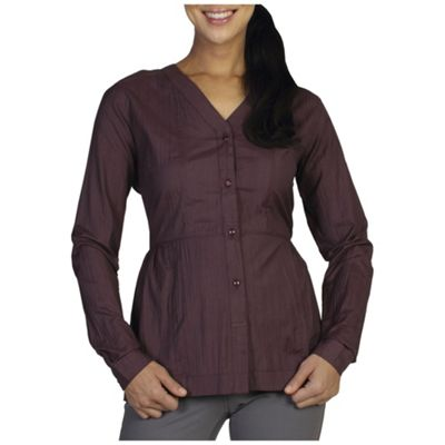 ExOfficio Women's Ellora Long Sleeve Top