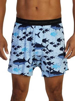 ExOfficio Men's Give-N-Go Printed Boxer