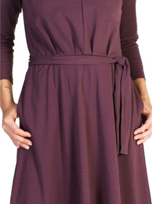ExOfficio Women's Go To 24 Hour Long Sleeve Dress