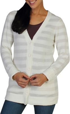 ExOfficio Women's Irresistible Dolce Stripe Cardigan
