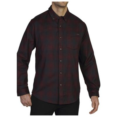 ExOfficio Men's Kegon Flannel Long Sleeve Shirt