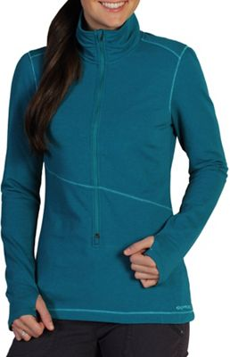 ExOfficio Women's Mokha 1/2 Zip