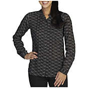 ExOfficio Women's Next-to-Nothing Chiffon Long Sleeve Top