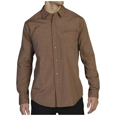 ExOfficio Men's Trip'r Check Long Sleeve Shirt