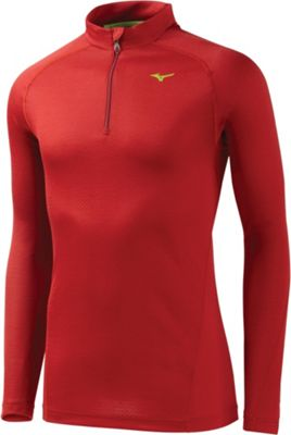 Mizuno Men's BT Base Layer 1/2 Zip