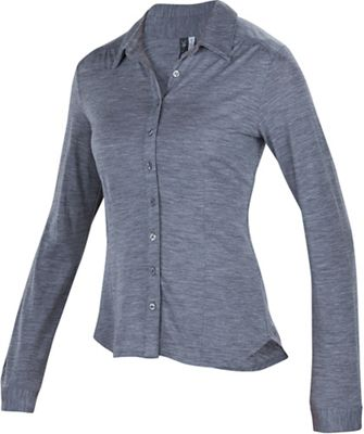 Ibex Women's OD Heather Trinity Shirt