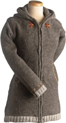 Laundromat Women's Edelweiss Cotton Lined Sweater