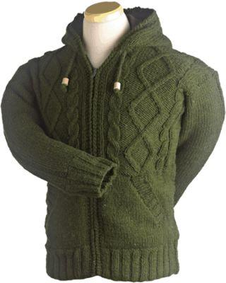 Laundromat Men's Halifax Fleece Lined Sweater