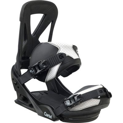 Burton Cartel Restricted Snowboard Bindings - Men's