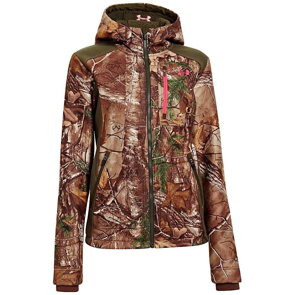 Under Armour Women's UA Ayton Hoody - XXL - Realtree AP-Xtra / Perfection